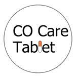care tablet logo