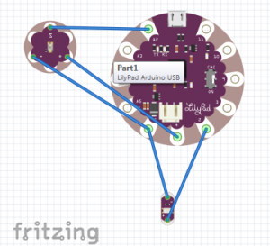 light sensor circuit fritz